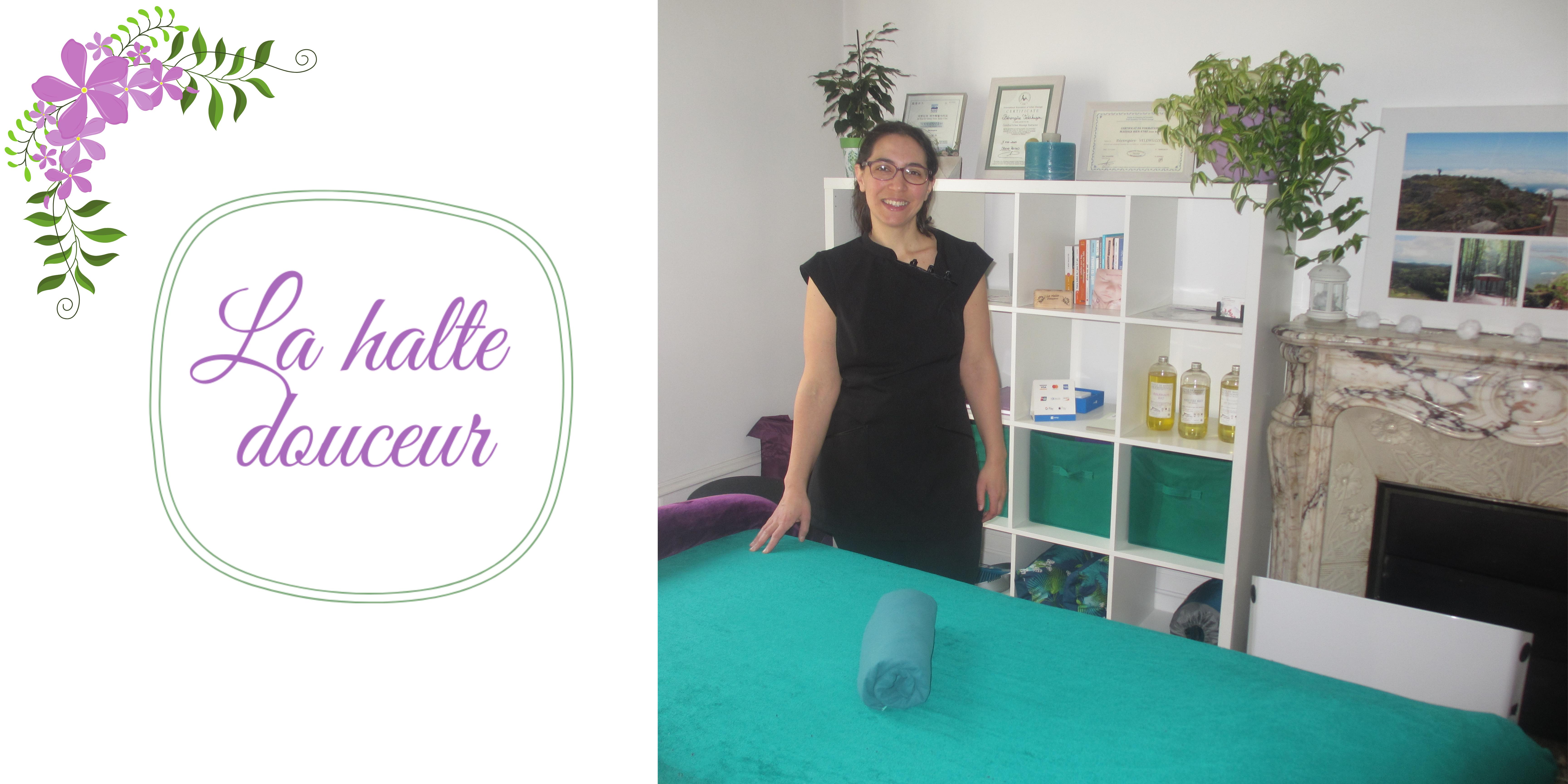 Massages bien-être pour femmes et enfants